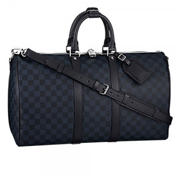 Louis Vuitton Keepall 45 mit Schulterriemen