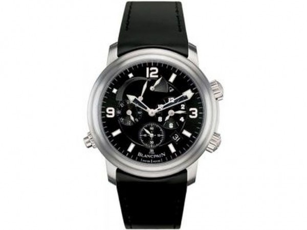 Blancpain Leman GMT