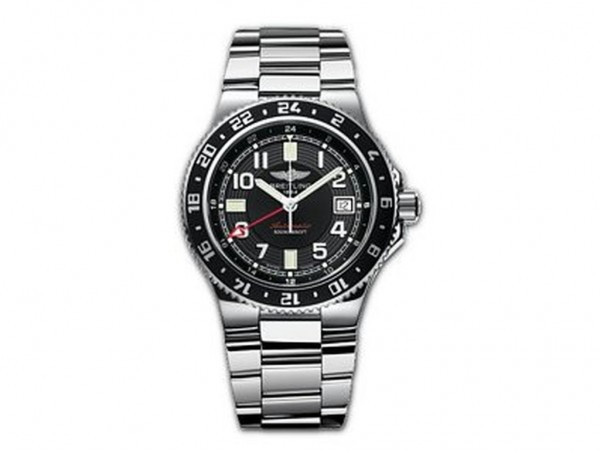 Breitling Superocean GMT