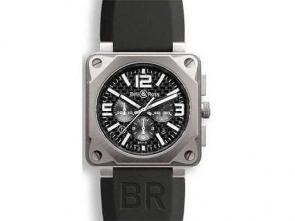 Bell & Ross Aviation BR 01-94 Chronographe Pro Titanium & Carbon Fiber