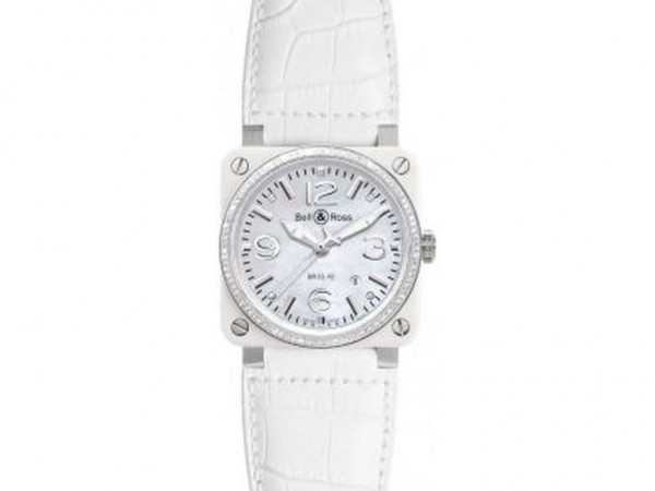 Bell & Ross Aviation BR 03-92 White Ceramic
