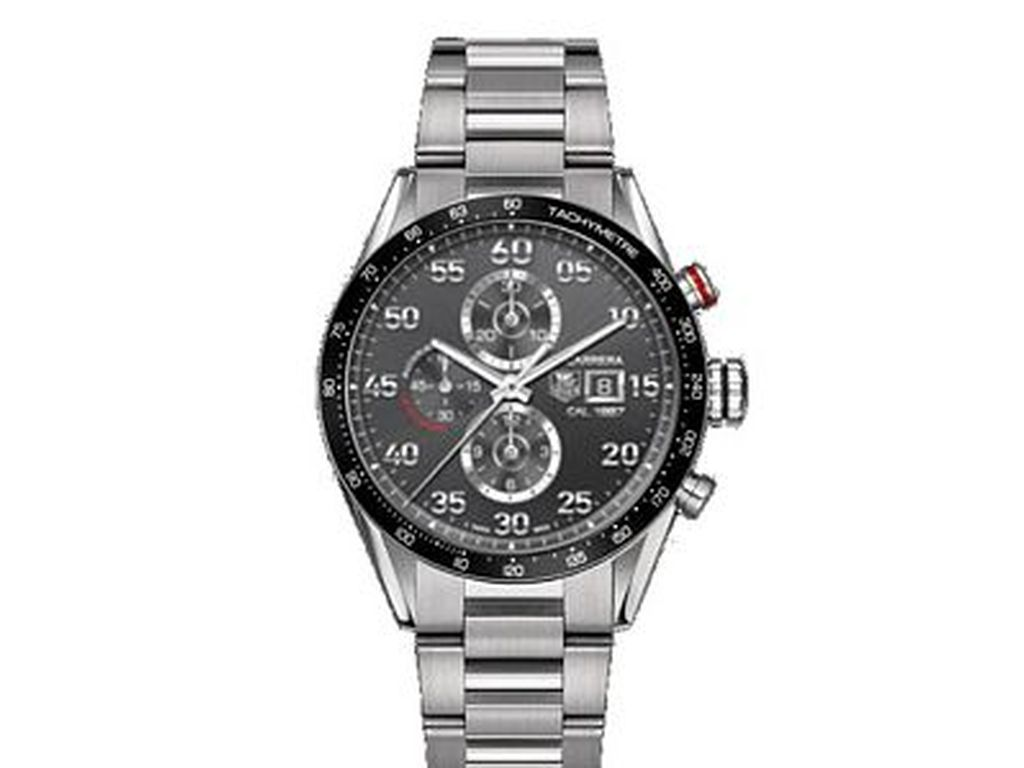 tag heuer carrera calibre 1887 automatik chronograph 43mm. Black Bedroom Furniture Sets. Home Design Ideas