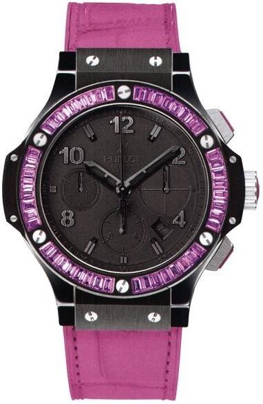 Hublot Tutti Frutti Black Purple