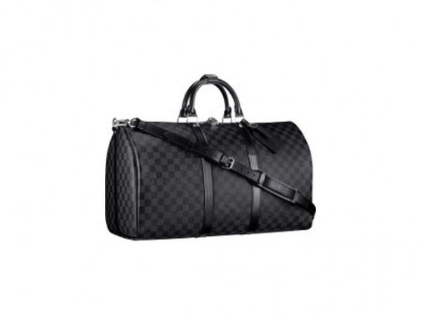 Louis Vuitton Keepall 55 mit Schulterriemen