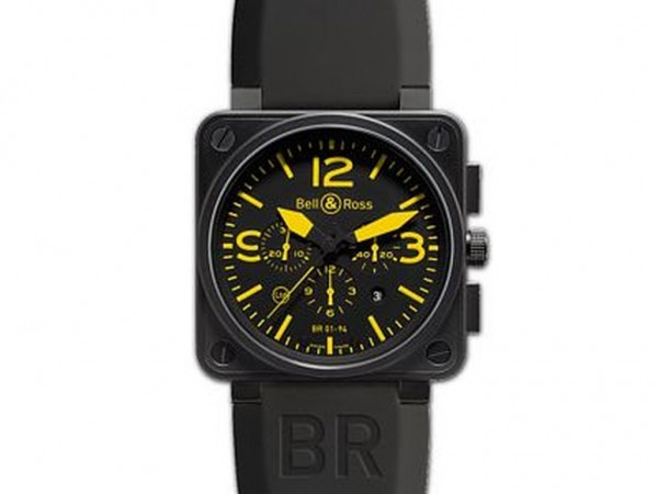 Bell & Ross Aviation BR01-94 Chronograph