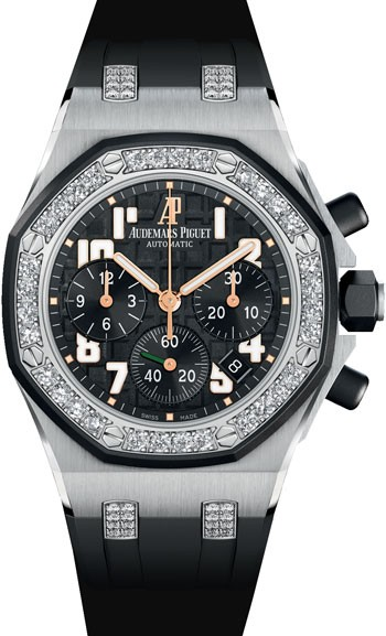 Audemars Piguet Lady Royal Oak Offshore Chronograph