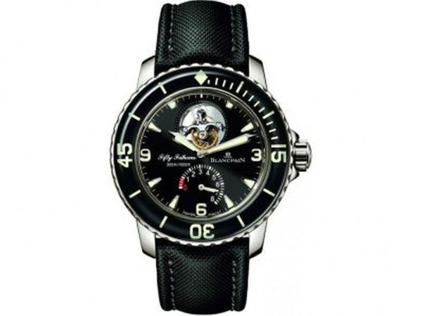 Blancpain Sport Tourbillon Fifty Fathoms