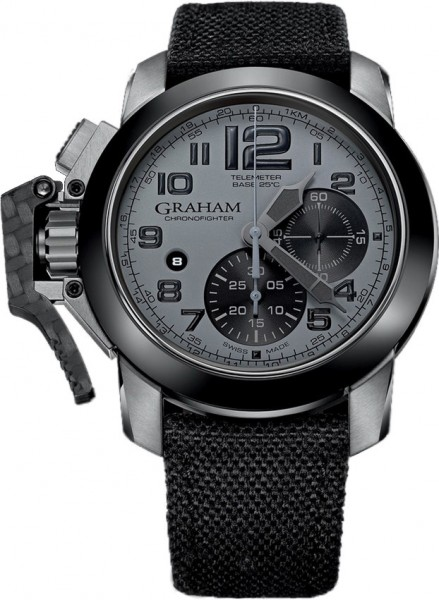 Graham Chronofighter Oversize Chronograph K2 Mountain