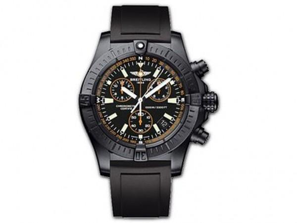 Breitling Avenger Seawolf Chronograph Blacksteel Limited